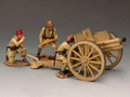AL015  Turkish 77mm Artillery Set by King and Country (RETIRED)