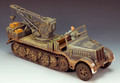 KM017  Sd. Kfz. 9 Famo Recovery Vehicle by King and Country (RETIRED)