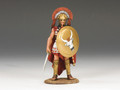 AG003. Hoplite Officer with Sword by King and Country (RETIRED)