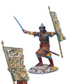 CRU033b Mamluk Leader with Standard by First Legion (RETIRED)