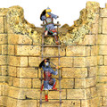 CRU043 Mamluk Warriors Scaling Ladder by First Legion