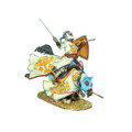 CRU053 Mounted Kingdom of Jerusalem Knight Falling by First Legion