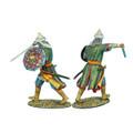 CRU067 Mamluk Warrior Advancing with Sword by First Legion