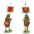ROM022 Imperial Roman Vexillifer - Legio VI Victrix by First Legion (RETIRED)