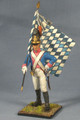 NAP0012 Bavarian Standard Bearer, 5th Preysing Line by First Legion (RETIRED)