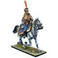 NAP0123 Russian Akhtyrsky Hussar Trumpeter by First Legion (RETIRED)