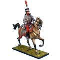 NAP0129 Russian Soumsky Hussar Trumpeter by First Legion (RETIRED)