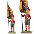 NAP0204 92nd Gordon Highlander Standard Bearer - King's Colors by First Legion (RETIRED)