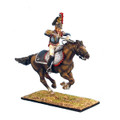 NAP0241 French 5th Cuirassiers Officer Charging by First Legion