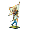 NAP0294 Austrian Hahn Grenadier Standard Bearer by First Legion (RETIRED)