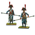 NAP0403 French Guard Horse Artillery Gunner with Rammer/Sponge by First Legion