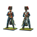 NAP0404 French Guard Horse Artillery Gunner with Handspike by First Legion