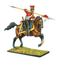 "NAP0422 2nd Dutch ""Red"" Lancers of the Imperial Guard Trooper with Lance #1 by First Legion"