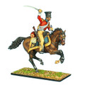 "NAP0424 2nd Dutch ""Red"" Lancers of the Imperial Guard Trooper with Sword #1 by First Legion"