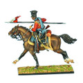 "NAP0425 2nd Dutch ""Red"" Lancers of the Imperial Guard Trooper with Lancer #3 by First Legion"