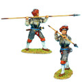 REN005 German Landsknecht with Pike by First Legion