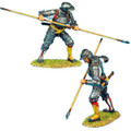 REN007 German Landsknecht with Pike by First Legion