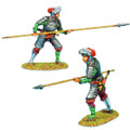 REN011 German Landsknecht with Pike by First Legion