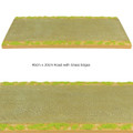 TER009a Modular Terrain Road Section with Green Grass Edges by First Legion