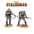 GERSTAL019 Combat Pioneer Flamethrower Team by First Legion (RETIRED)