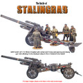 GERSTAL021 sFH 18 150mm Howitzer with Limber and 5 Crew by First Legion