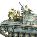 GERSTAL024 German Winter Tank Riders Set 1 by First Legion by First Legion (RETIRED)