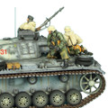 GERSTAL025 German Winter Tank Riders Set 2 by First Legion (RETIRED)