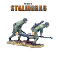 RUSSTAL010 Russian PTRS-41 Anti-Tank Rifle Team Moving by First Legion