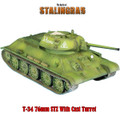 RUSSTAL018 Russian T-34 76mm STZ with Cast Turret by First Legion
