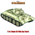 RUSSTAL020 Russian T-34 76mm STZ with Cast Turret - Winter by First Legion