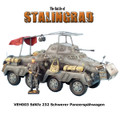 VEH003 SdKfz 232 8 Rad Schwerer Panzerspahwagen by First Legion (RETIRED)