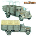 VEH006 Opel Blitz Truck 24th Panzer Division by First Legion
