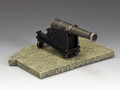 CR015 Coastal 8 Inch Cannon by King and Country