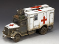 WS258 Opel Blitz Field Ambulance by King and Country