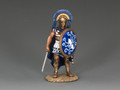 AG028. Hoplite Officer with Sword King and Country