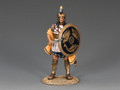 AG029 Hoplite Soldier with Sword King and Country