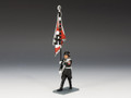 LAH139 Marching Flagbearer by King and Country (Retired)