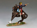 CW061 Officer Firing Pistol by King and Country (RETIRED)
