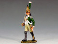 NA172 Marching Officer with Sword by King and Country (RETIRED)