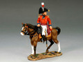NA184 Mounted Officer by King and Country (RETIRED)