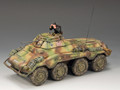 WS197 Sd Kfz 234/1 Schwerer Panzerspahwagen by King and Country