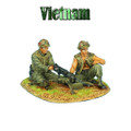 VN018 US 25th Infantry Division Browning M2 MG Team by First Legion