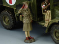 CF039 HRH Princess Elizabeth (ATS) by King and Country (RETIRED)