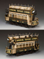 HK234 Tram Car LE199 by King and Country (RETIRED)