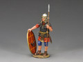 LoJ034 Auxiliary w/ Shield and Spear by King and Country