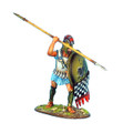 AG003 Greek Hoplite with Illyrian Helmet and Linen Armor by First Legion (RETIRED)