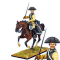 SYW026 Prussian 3rd Cuirassier Regiment NCO by First Legion