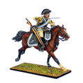 SYW027 Prussian 3rd Cuirassier Regiment Charging #1 by First Legion