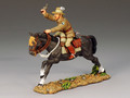 AL001  Australian Lighthorse Officer w/ Pistol by King and Country (RETIRED)