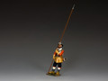 PnM004 Vertical Pikeman by King and Country (RETIRED)